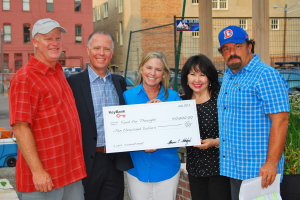 Key Makes $50,000 Commitment to Food for Thought Denver