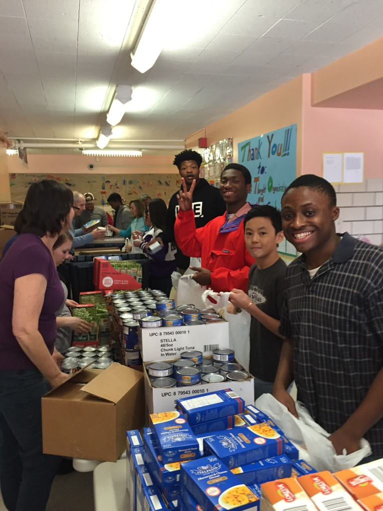 South High Food Pantry