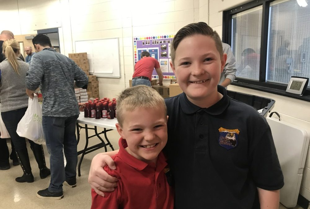 Kids Helping Kids: Food For Thought's Young Trailblazers, Part Three